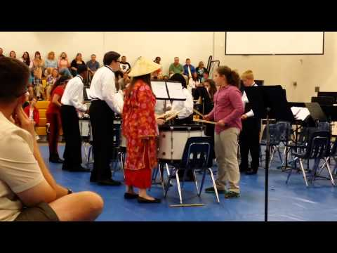 Mowat Middle School Band 2014