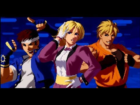 The King of Fighters 2002 (PlayStation 2 ver 0.4, EGHT hack) (1cc)