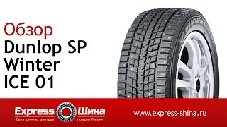 видео Зимние шины Dunlop (Данлоп)