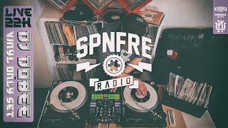 SPNFRE Radio | Dj Dobee Vinyl Only Special | 10.09.2020