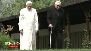 Comedy: Was macht eigentlich Papst Benedikt im Ruhestand?