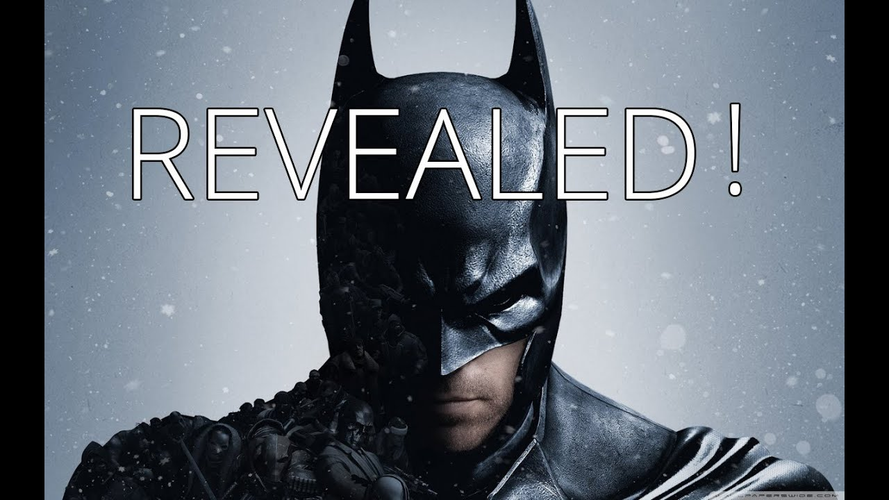 Affleck Batsuit Revealed