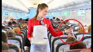 Flight Attendant SECRETS You Probably Don't Know