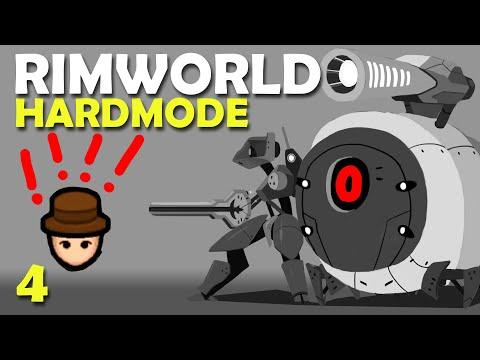 Combat Extended MECHANOIDS - 500% Threat Modded 4 |