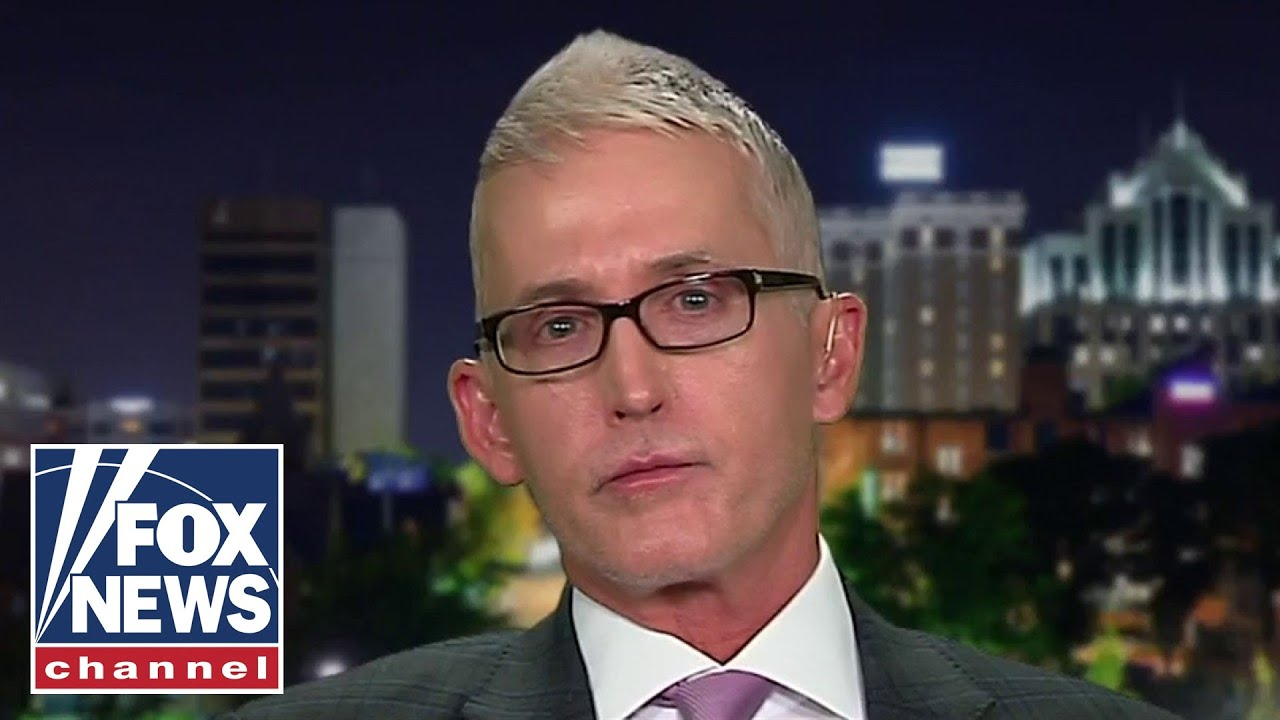 Trey Gowdy sharply questions whether people can still trust the FBI