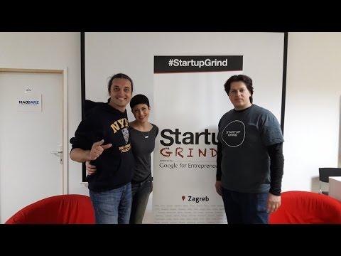 StartupGrind-Zagreb hosts Davorin Stetner - CRANE