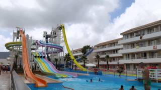 Water slides @BH Mallorca