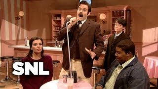 Daniel Plainview's I Drink Your Milkshake - SNL