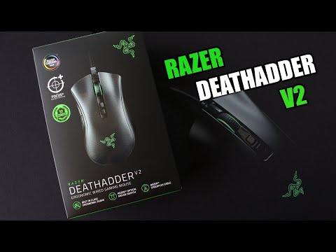 UNBOXING - RAZER DEATHADDER V2