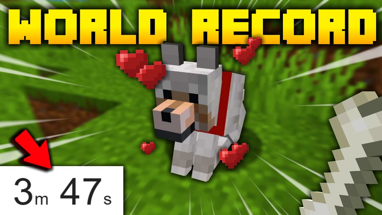 "Setting NEW Speedrunning ""World Records"" in Minecraft!"