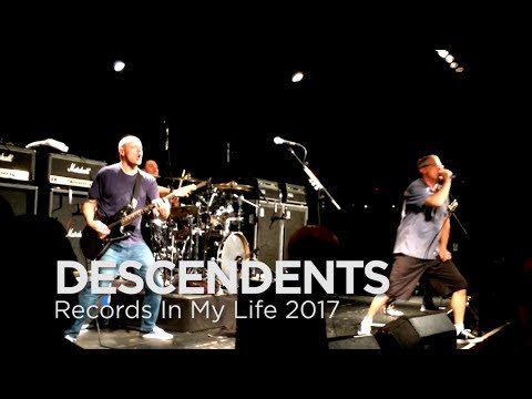 Descendents on Records In My Life