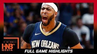 Los Angeles Lakers vs New Orleans Pelicans Full Game Highlights / Week 1 / 2017 NBA Season