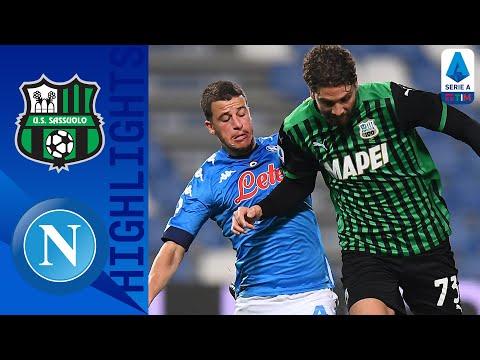 Sassuolo Napoli Goals And Highlights