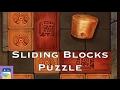 Adventure Escape Hidden Ruins: Chapter 7 Sliding Blocks Puzzle Walkthrough Guide (by Haiku Games)