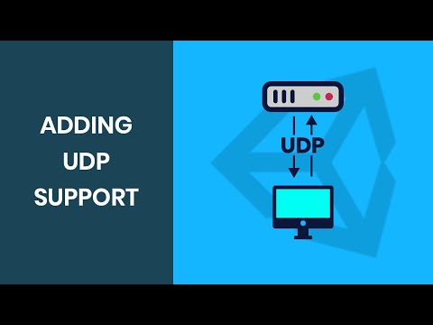 Implementing UDP Communication Between Clients And The Server | C# Networking Tutorial - Part 3