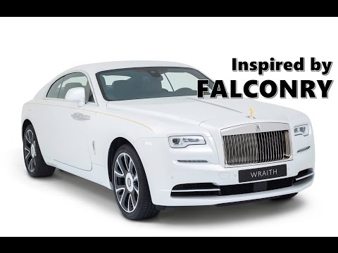 Rolls-Royce Wraith Inspired by Falconry (WISDOM Collection)