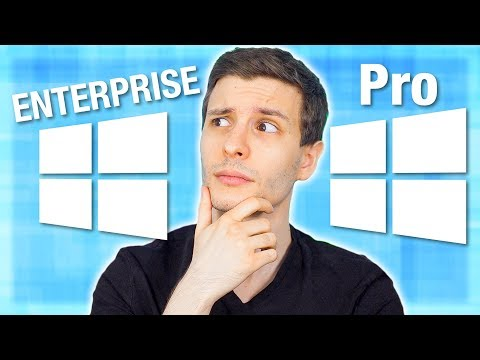 Windows 10 Enterprise vs Pro: What's the Difference?