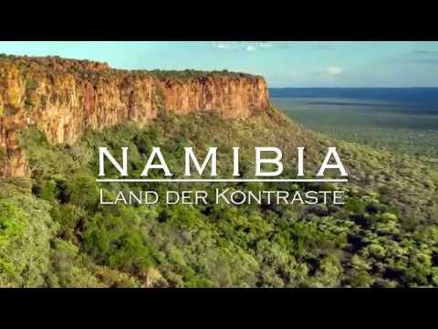INTRO   -  Namibia - Land der Kontraste