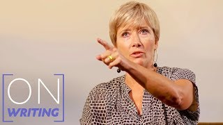 Emma Thompson on the Difference Between Male vs Female Humour | On Writing