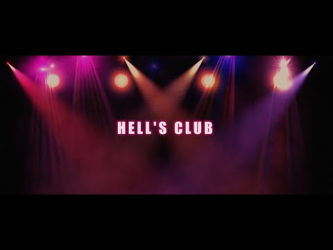 """Hell's Club"" A place where fictional characters meet. Amazing mashup of iconic characters"