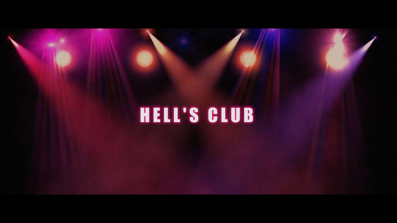 画像: HELL'S CLUB. NEW MOVIE MASHUP AMDSFILMS. youtu.be