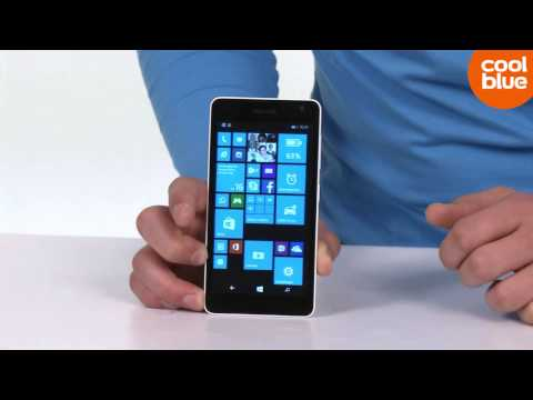 Microsoft Lumia 535 smartphone Productvideo (NL/BE)