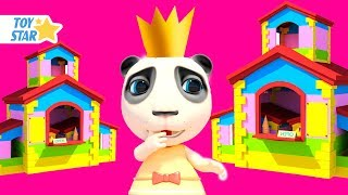 New 3D Cartoon For Kids ¦ Dolly And Friends ¦ Playhouse for Princesses #168
