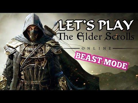 LET'S PLAY: ELDER SCROLLS ONLINE |