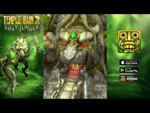 Temple Run 2: Lost Jungle - Official Launch Trailer