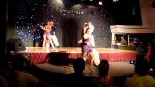 Bailadores By Johnny Vazquez coreo MAriano Carboni Dominguez & Eva Romero. Comadreja 17/12/2010