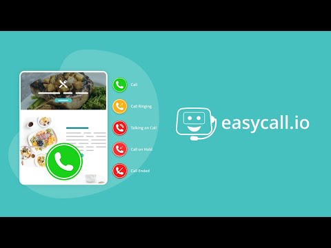 EasyCall - Click to Call widget and a Call center for Shopify