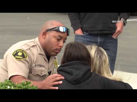 San Marcos: Fatal Car vs Pedestrian 05122018