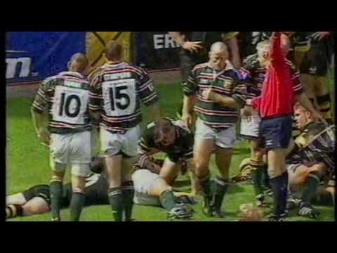 Tigers Treble 2001