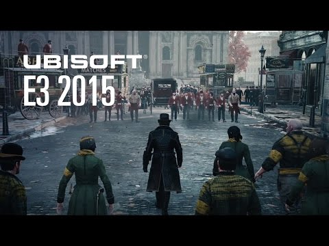 Ubisoft at E3 2015