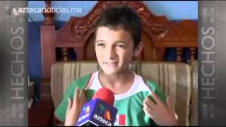 """Niño fotografía a """"duende"""" en Sinaloa"""