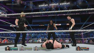 WWE 2K15 OMG Moments (Next Gen)