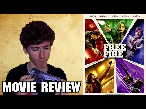 Free Fire (2017) [Action Comedy Movie Review]