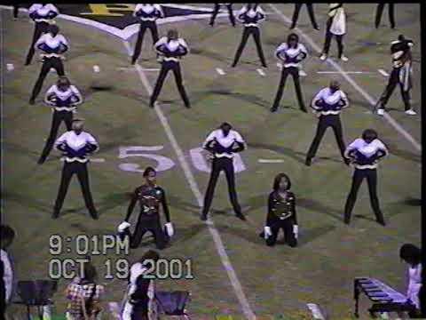 Peach County High School Band 10.19.2001