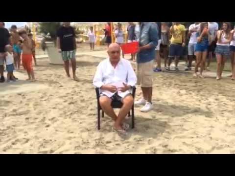 #Icebucketchallenge di Adriano Galliani - #Icebucketchallenge of Adriano Galliani