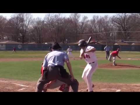 Ryan Menifee - 2016 Livonia Clarenceville High School Varsity Baseball Highlights