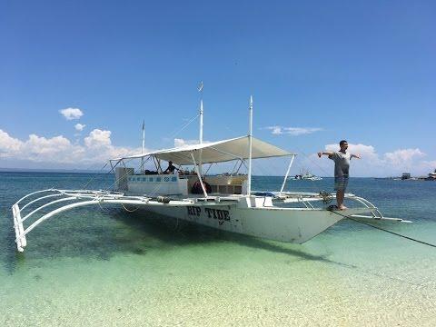 Island Hopping in Cebu: Pandanon, Sulpa, Caohagan, Olango