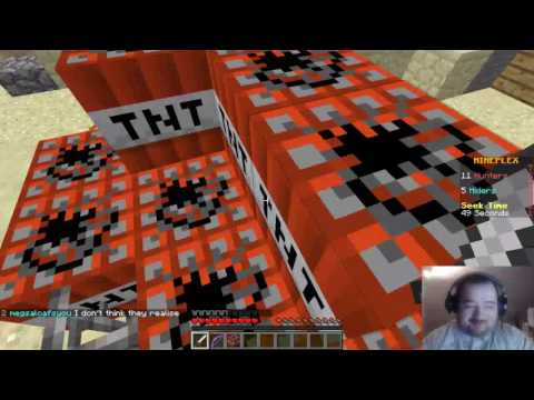 Christopher_1993 Mineplex Livestream March 12th, 2017 Daylight Savings Time
