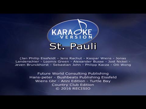 St.Pauli -- Jan Delay Karaoke