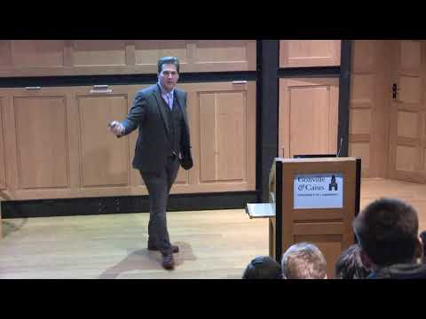 The Bitcoin Vision by Dr. Craig Wright