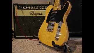 Squier Classic Vibe 50s Telecaster (Demo)
