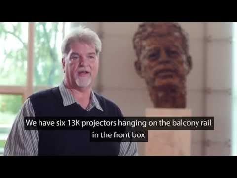 Panasonic Projector: Case Study   Washington National Opera at JFK Center