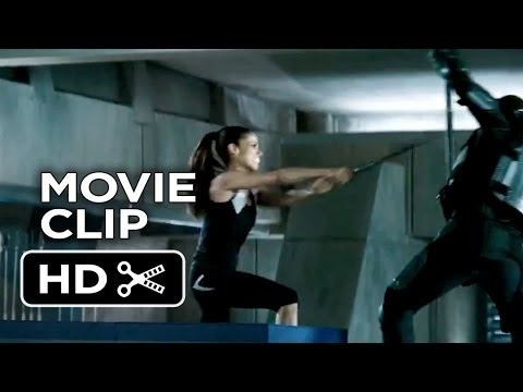 The Hunger Games: Catching Fire - Movie Clip #2 - Training Center (2013) - THG Movie HD