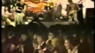 The Clash - I'm So Bored With The USA - Manchester's Burning, Manchester Apollo (02-07-78)