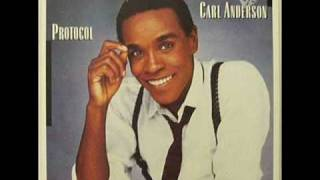 Carl Anderson  - Somebody Up There Likes Me