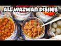 All Wazwan Dishes - Kashmiri Culture